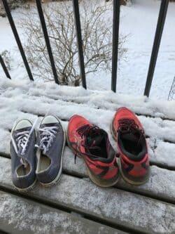 freshen up shoes